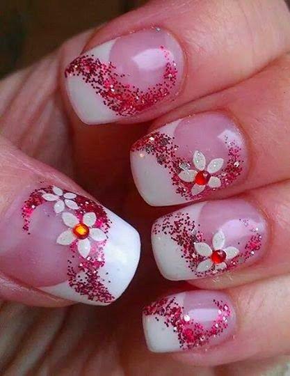 20 Cute Spring Nail Designs 2018 - Pretty Designs