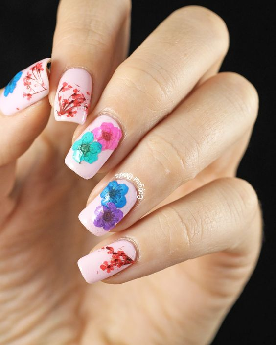 20 Cute Spring Nail Designs 2018 Pretty Designs