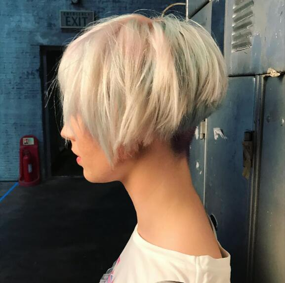Modern Bob Hairstyles 2018