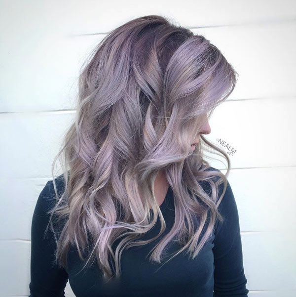 Pastel Hair for medium length hair