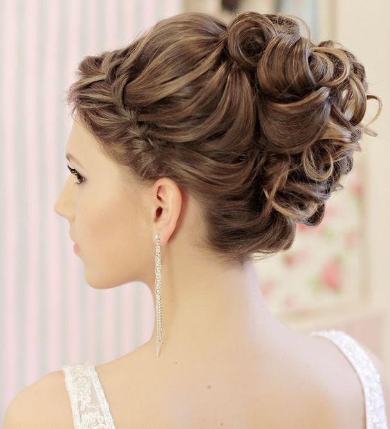20 Wedding Hair Ideas For Spring 2017