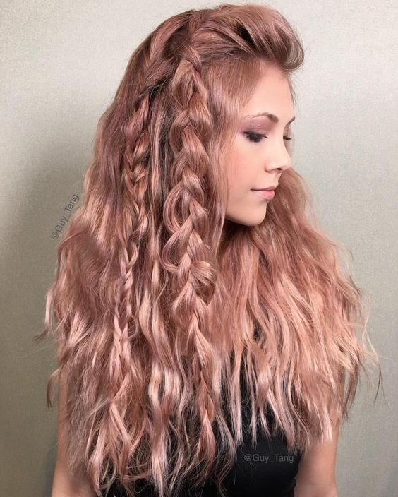 15 Adorable Hairstyles For Long Hair Pretty Designs