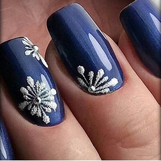 30 Cool Nail Art Ideas for 2018 - Easy Nail Designs for Beginners ...
