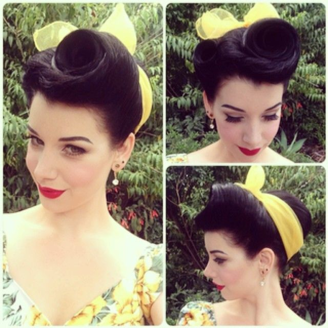 20 Elegant Retro Hairstyles 2019 Vintage Hairstyles For Women