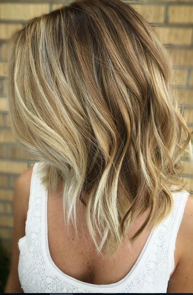 25 Fantastic Easy Medium Haircuts 2018 - Shoulder Length Hairstyles ...