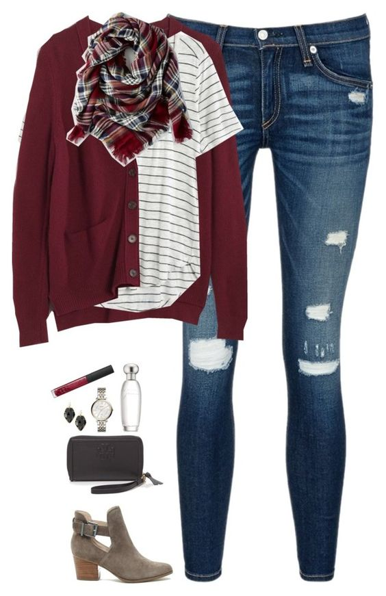 Trend-Setting Polyvore Outfits