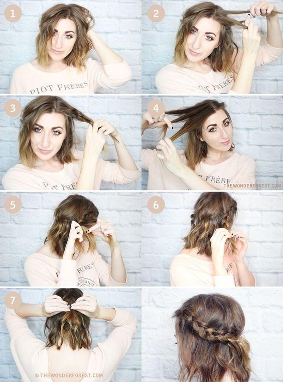 15 Hair Tutorials For Valentine S Day Pretty Designs