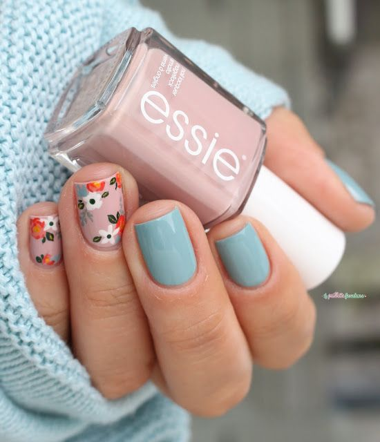 15 Lovely Nail Designs for Spring - Pretty Designs
