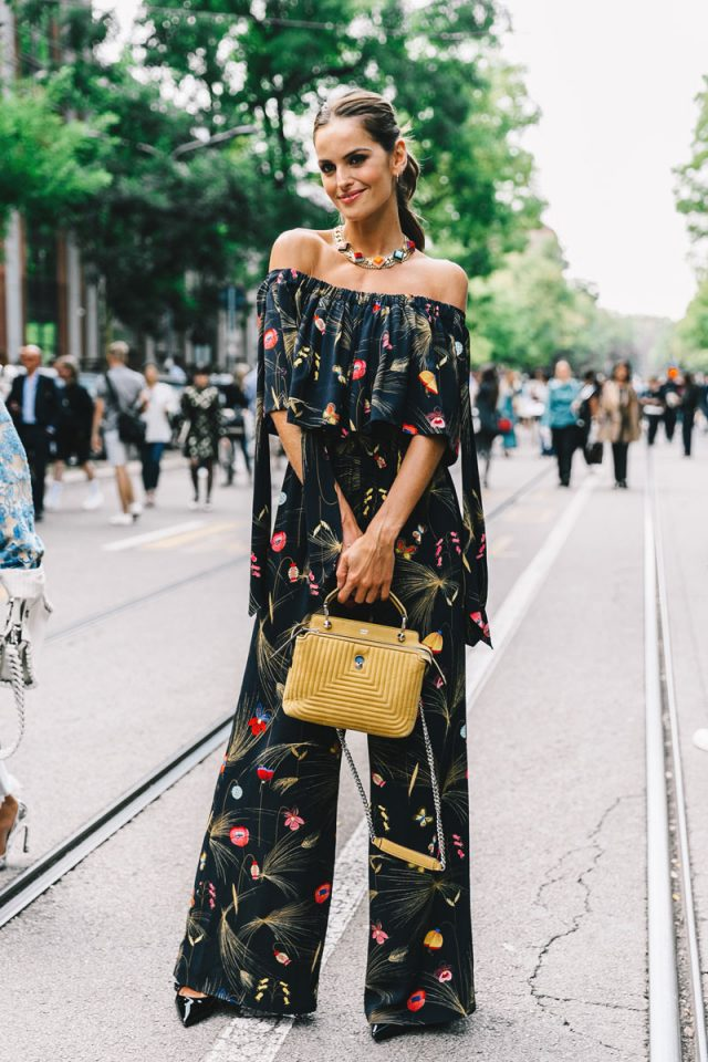 15 Floral Combo Ideas You Can Try This Spring Outfits  combo
