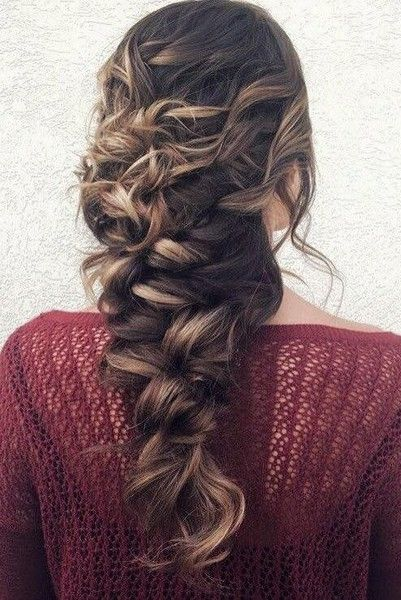 20 Braid Hairstyles for Your Weekend - Pretty Designs