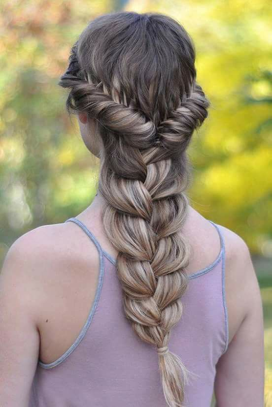20 Braid Hairstyles For Your Weekend Pretty Designs