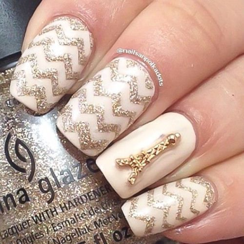 20 Nail Designs To Paint Eiffel Tower Pretty Designs