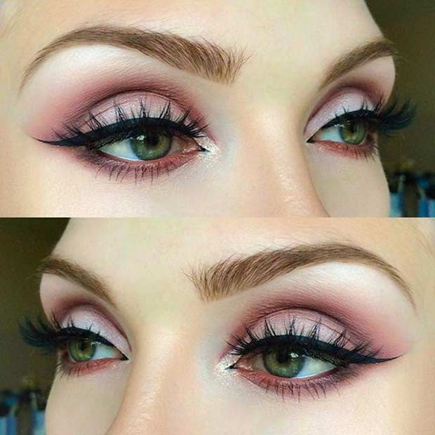 how to rock makeup for green eyes amp makeup ideas