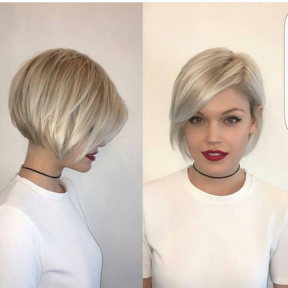 90 Latest Best Short Hairstyles Haircuts & Short Hair Color Ideas 2017