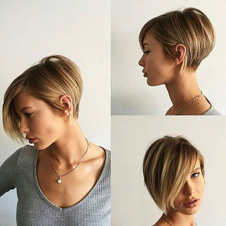 Latest Best Short Hairstyles Haircuts Short Hair Color - Short hairstyle bob cut