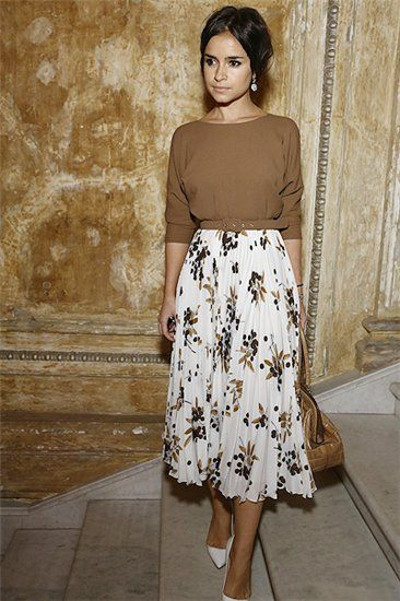 11 Fashionable Skirts You'll Fall in Love with this Season ...