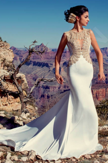 5 Truly Starkly Unique Wedding Dresses of 2017 - Pretty Designs