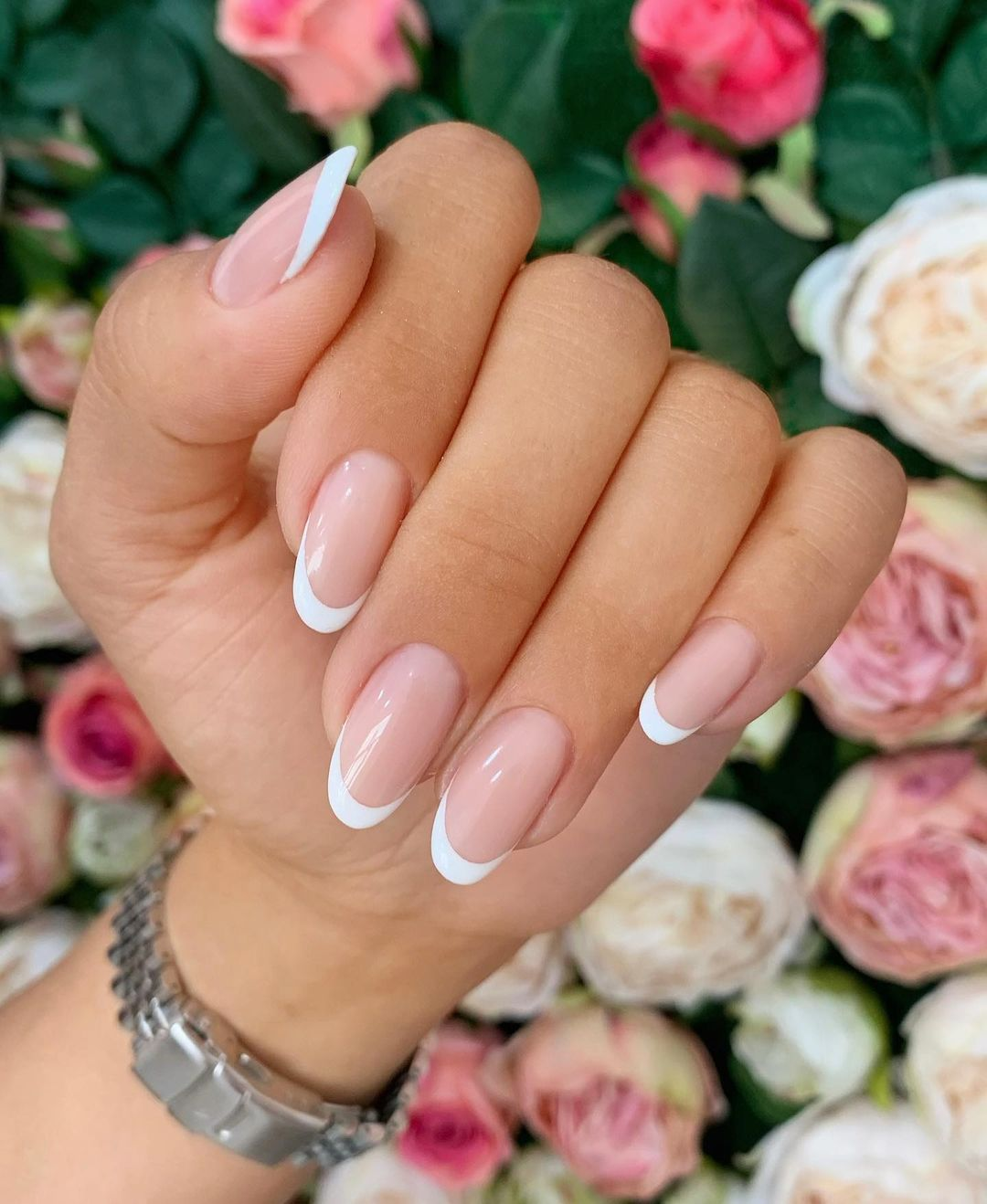 French Manicure Designs 2022