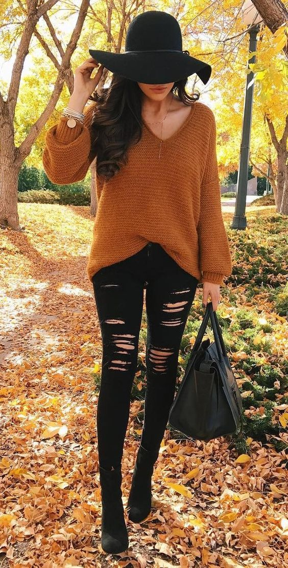 30 Classic Polyvore Outfit Ideas for Fall 2017- 2018
