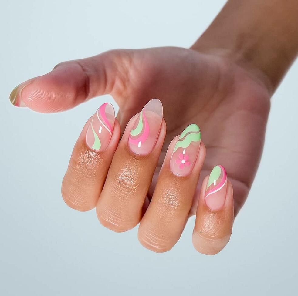 cute nail ideas for summer 2022