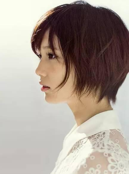 12 Charming Short Asian Hairstyles