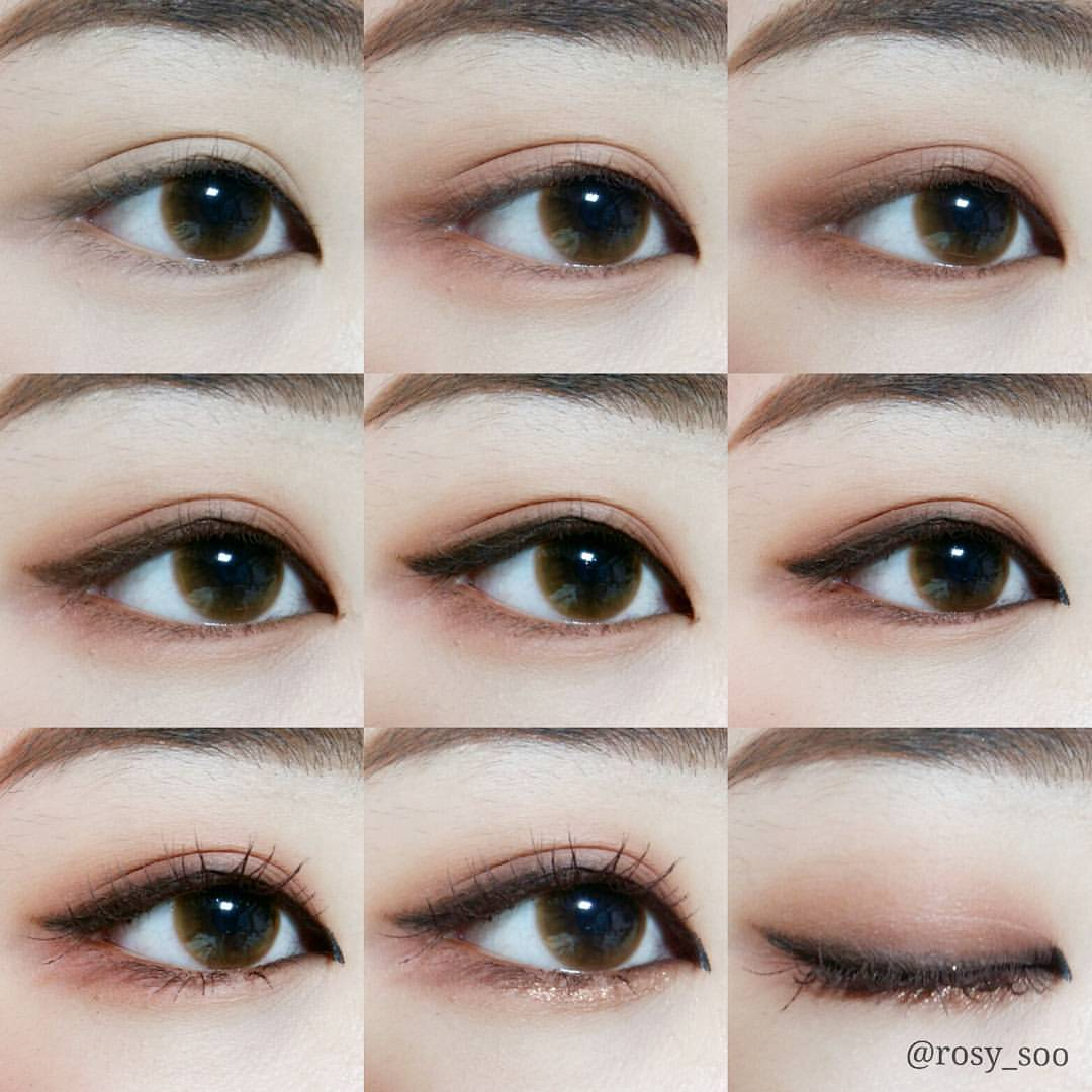 26 easy step by step makeup tutorials for beginners - pretty