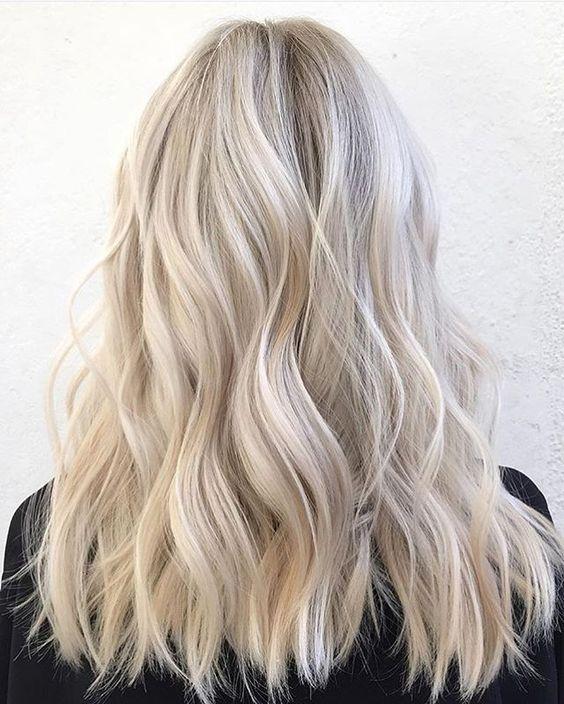 15 bezauberndste blonde Frisuren für 2019
