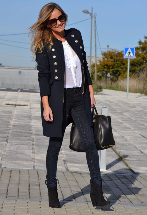 18 Stylish Office Outfit Ideas For Winter 2019 Pretty