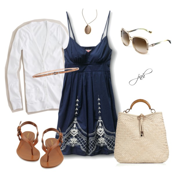 20 Best Polyvore Summer Outfit Ideas 2018 - Pretty Designs