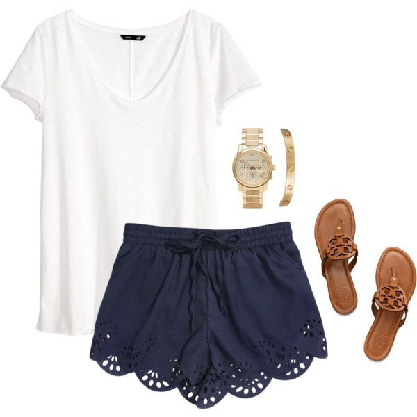 40 Best Polyvore Summer Outfit Ideas 2021