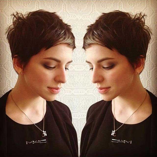 20 Chic Short Pixie Haircut Ideas for 2018
