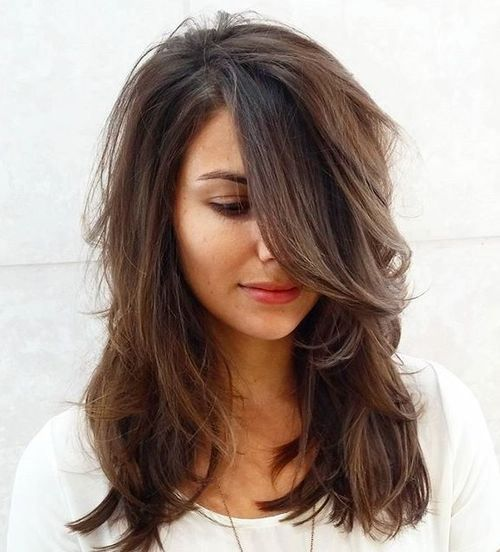 Great ... 20 Fashionable Mid Length Hairstyles For Fall 2018   Medium Hair Ideas  ...