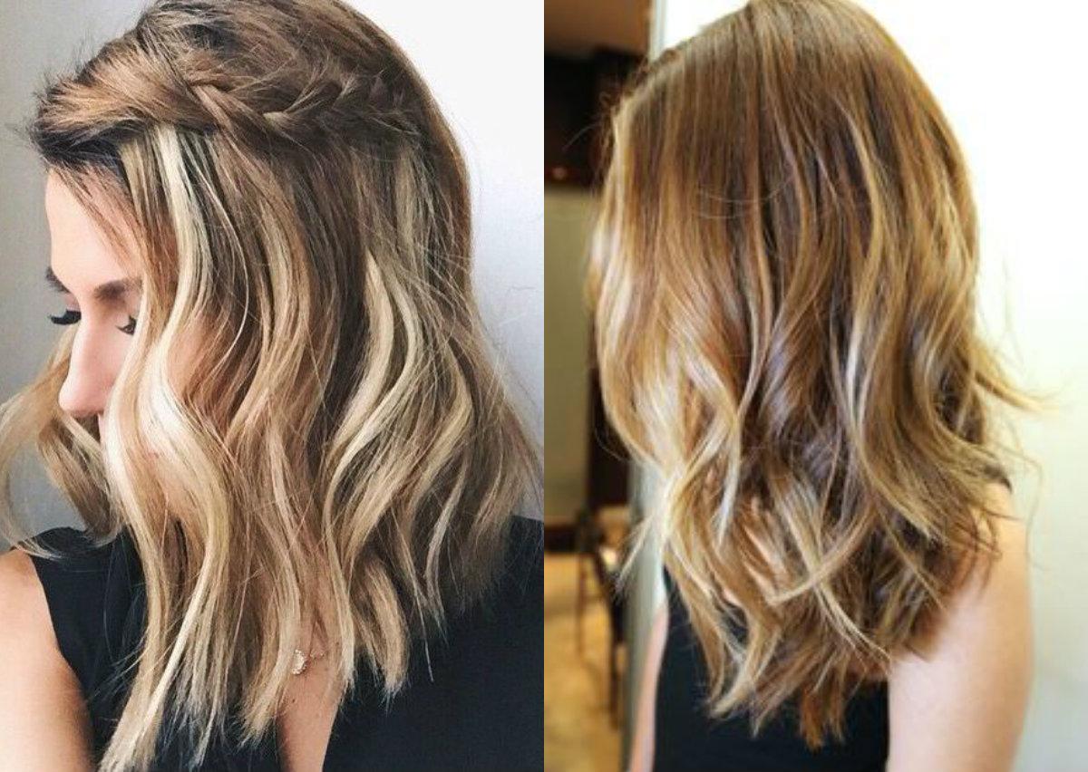 20 fashionable mid-length hairstyles for fall - medium hair ideas