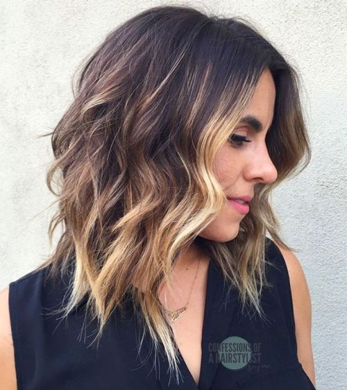 20 Fashionable Mid Length Hairstyles For Fall 2018   Medium Hair Ideas ...