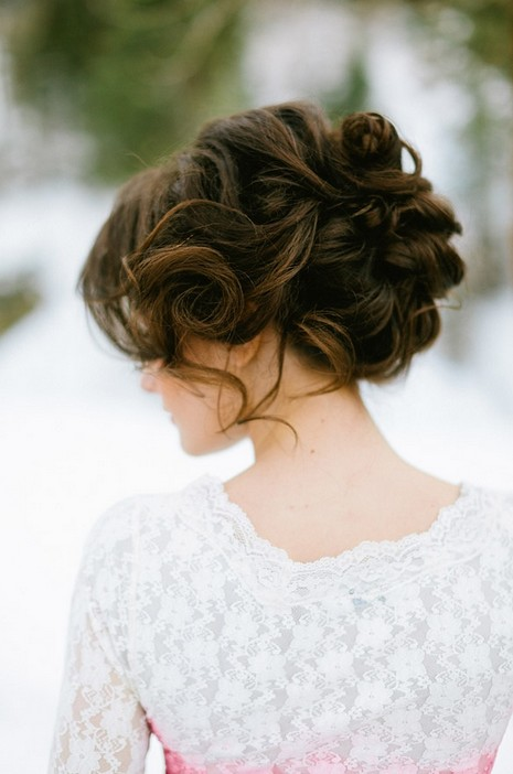 20 Glamorous Wedding Updos for Brides - Best Wedding Hairstyles