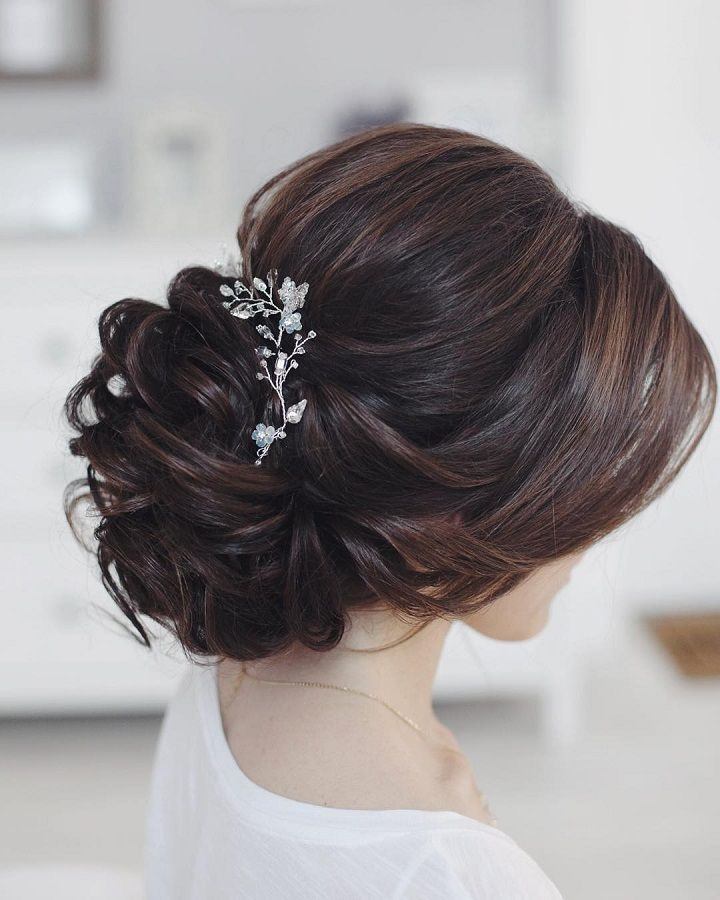 Wedding New Hair Style: 21 Glamorous Wedding Updos For 2020