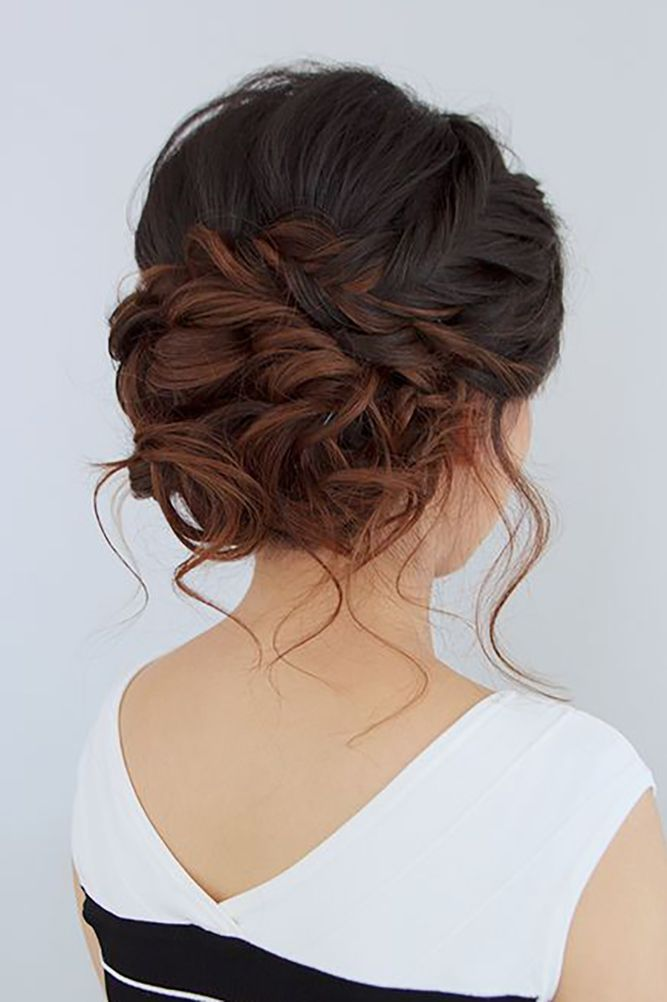 21 glamorous wedding updos for 2018 pretty designs 21 glamorous wedding updos for 2018 junglespirit Images
