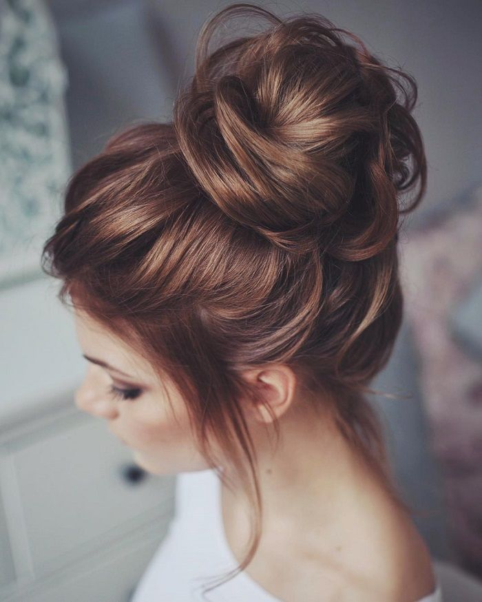 21 Glamorous Wedding Updos For 2020