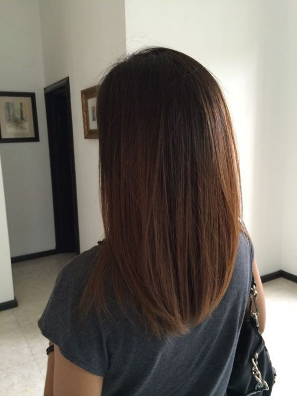 Long Layers Hair Straight 80