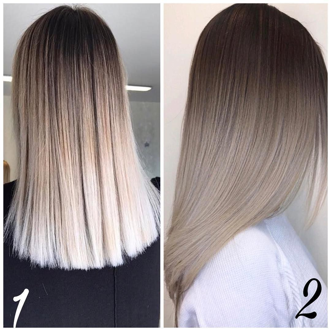 25 Alluring Straight Hairstyles for 2018 (Short, Medium & Long Hair)