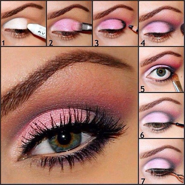 25 Beautiful Pink Eye Makeup Looks For 2018 Pretty Designs