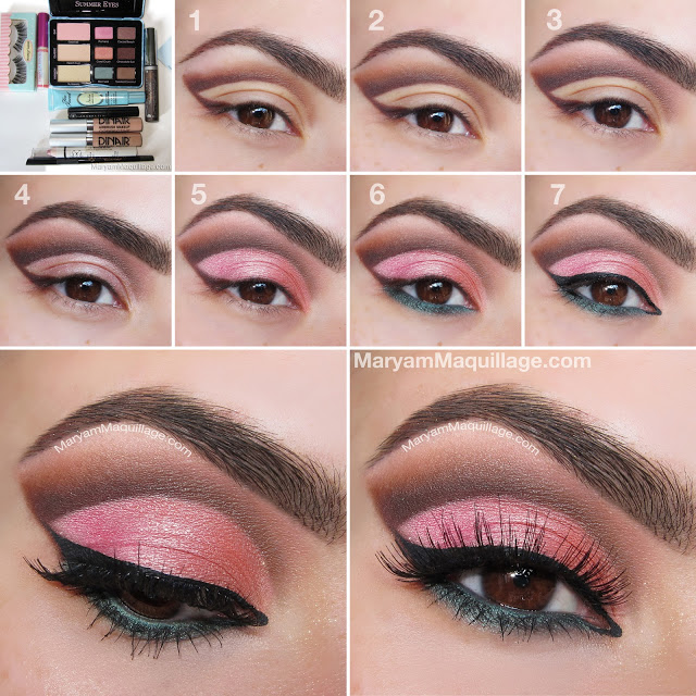 25 Beautiful Pink Eye Makeup Looks