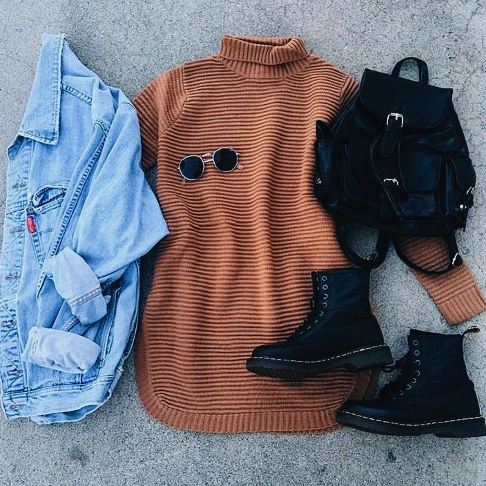 25 Cute Casual-Chic Outfit Ideas for Fall 2018