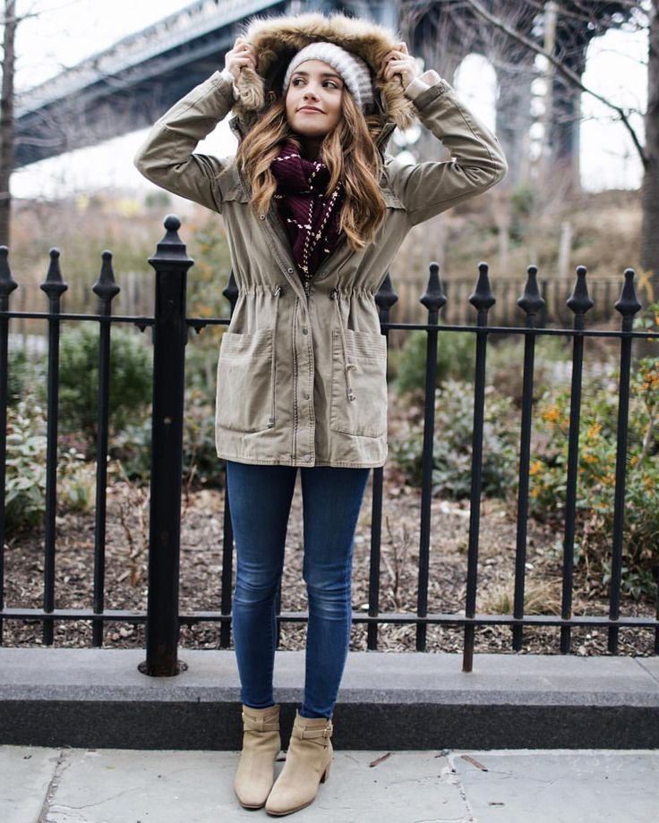 25 Fashionable Outfits for Fall/Winter 2018