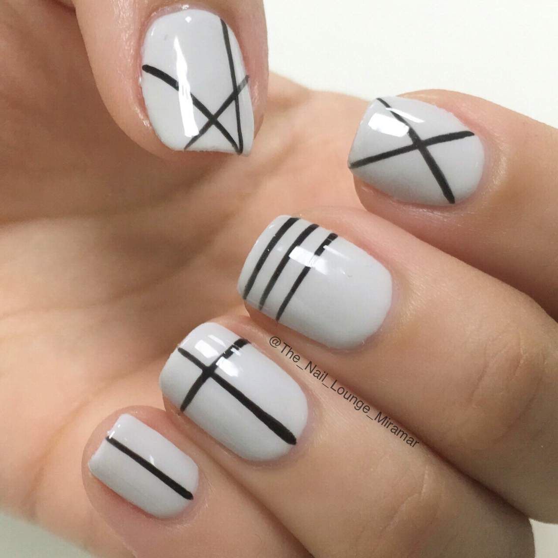 Easy Nail Designs: 30 Cool Nail Art Ideas For 2018