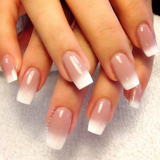 - 30 Fantastic French Manicure Designs - Best French Manicure Ideas