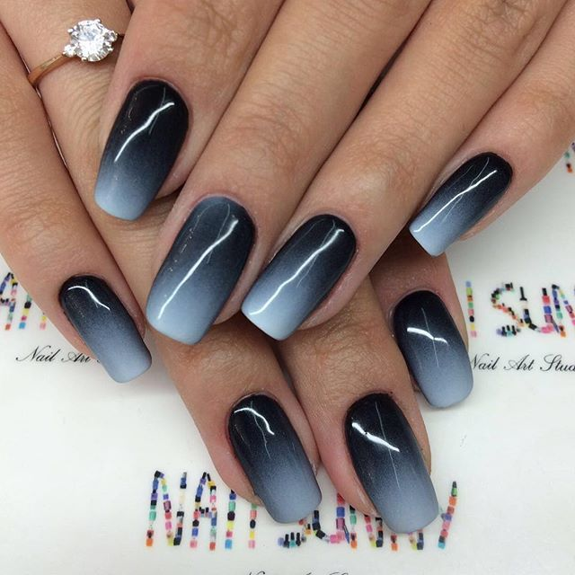50 Best Ombre Nail Designs For 2019 Ombre Nail Art Ideas Pretty