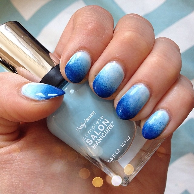 50 Best Ombre Nail Designs For 2018 Ombre Nail Art Ideas Pretty Designs