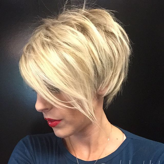 32 Best Short Hairstyles for 2018 - Pretty Designs