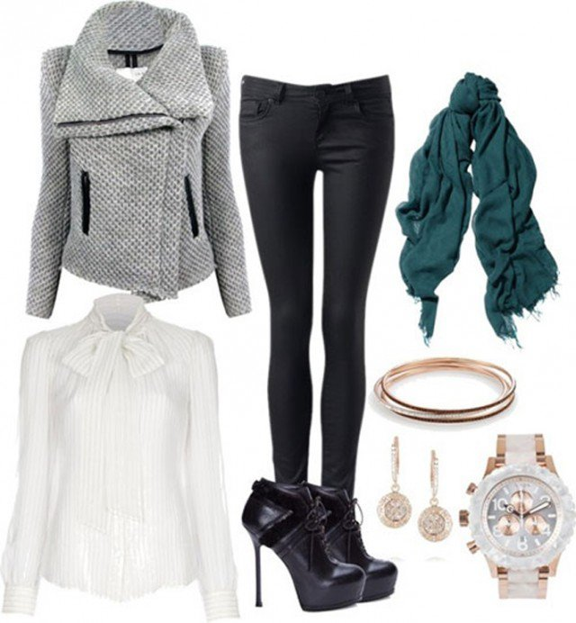 35 Chic & Comfortable Winter Outfit Ideas